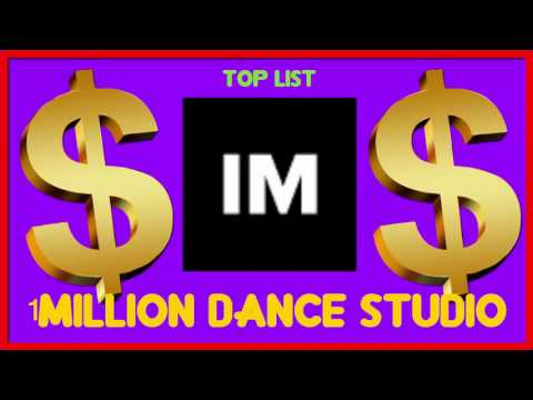 How much 1MILLION DANCE STUDIO made money on YouTube { In March 2016 }