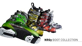 NORDICA 2014-2015 NRGy PRO BOOT COLLECTION