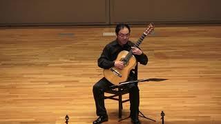 A. Nishimura:Ten-nyo-Sanka (arr. for Guitar solo) : Kusatsu Music Festival