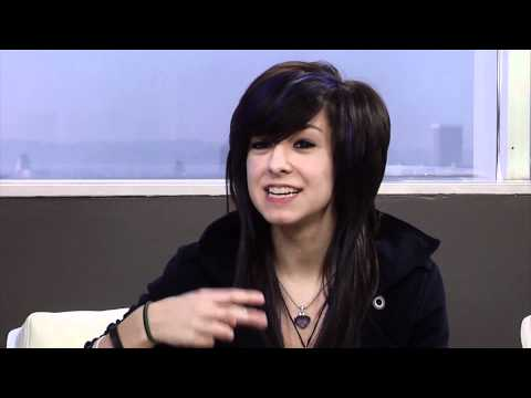 Christina Grimmie Talks YouTube Stardom