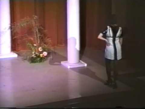 SMC's LA Mode Fashion Show: 1995