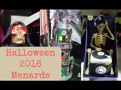 halloween decorations menards 2016 - Menards Halloween Decorations