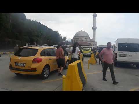 Отдых в Грузии!Едем на вещевой рынок в Турцию.Пересечение границы,цены в Турции.