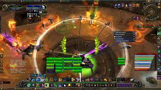 eXolutio vs Kargath Bladefist Mythic