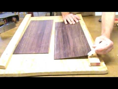 Luthier Tips Du Jour The Shooting Board Youtube