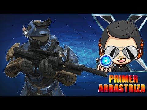Primer ARRASTRIZA! En Halo Reach!