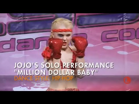 Dance Moms | Jojo's Solo Million Dollar Baby