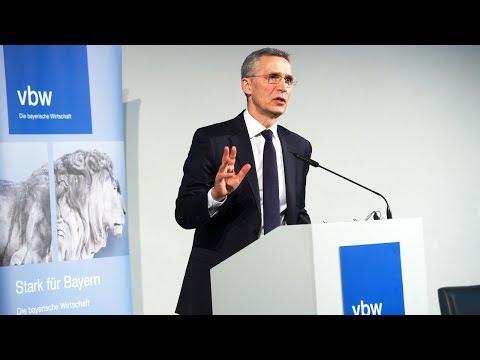 The Future of NATO - Speech by the NATO Secretary General, 16 FEB 2017