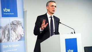 The Future of NATO - Speech by the NATO Secretary General, 16 FEB 2017 thumbnail