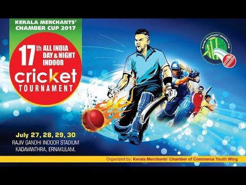 KMCC 2017 | Indoor Cricket Live Kerala