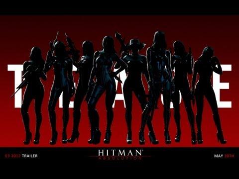 Hitman Absolution ASSASSIN NUNS Official E3 Trailer