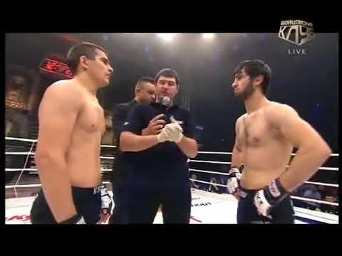 Ахмед Алиев вс Зубайра Тухугов супер бой