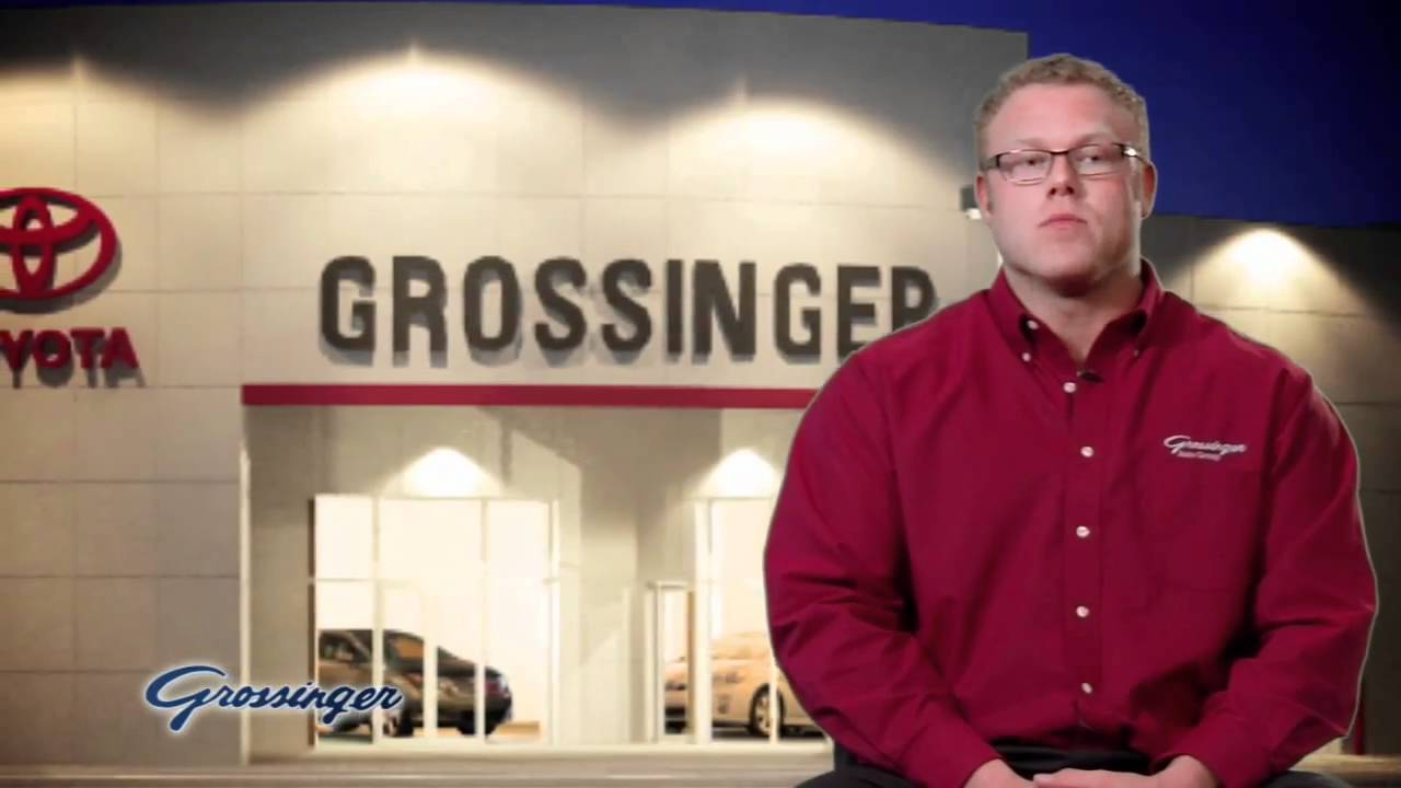 Bryan Waggoner Used Car Manager Grossinger Toyota North