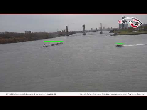 Vessel Detection & Tracking
