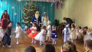 Танец Снеговиков