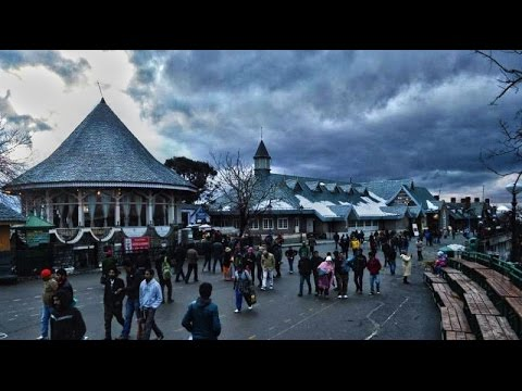 Shimla weather in JUNE