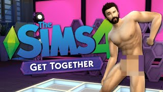 WILD NIGHT OUT - Sims 4 Get Together Clubs - The Sims 4 Funny Highlights #39