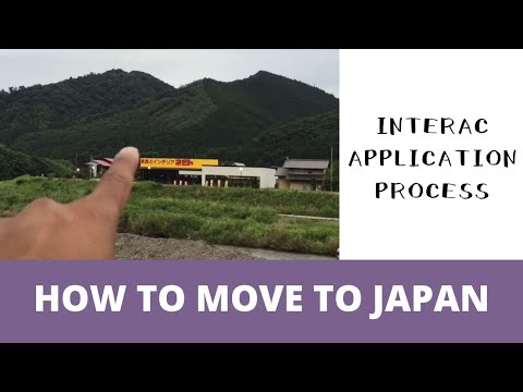 How To Move To Japan | Interac Application Process And Timeline (with Dates)