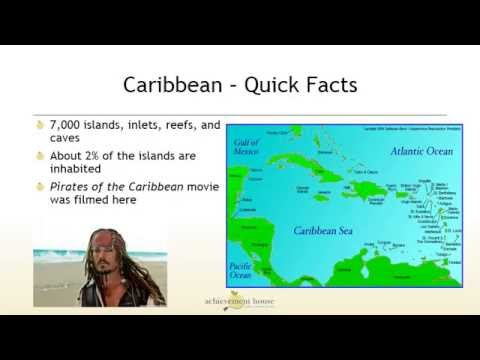 Caribbean Physical Geography