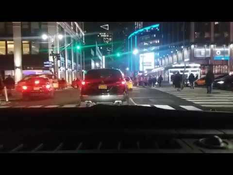 The escape outta of 6th ave (Avenue of the Americas) via 31st street and the Lincoln tunnel