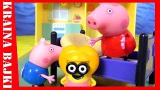 BAJKA • Świnka Peppa vs Happy Meal Gru, Dru i Minionki • BITWA NA PODUSZKI