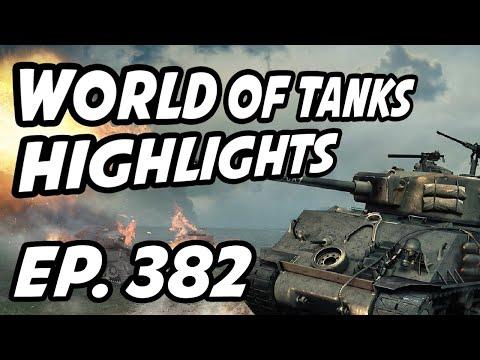 World of Tanks Daily Highlights | Ep. 382 | QuickyBaby, sirfoch, skill4ltu, CodyMueller, Fyr3on