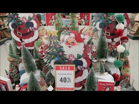 Hobby Lobby Christmas Decorations 2017