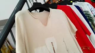 Стильная одежда из натуральных тканей. Магазин ORANGE напротив отеля Галина. Скидка от Лося.