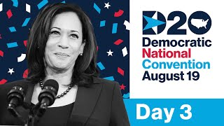 Democratic National Convention: Day 3