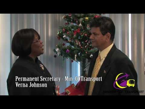 Ministry of Transport Merry Christmas