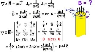 an examination of the equation form of faradays law Electromagnetism laws and equations andrew mchutchon 23 faraday's law equation 8 allows you to compute the potential di.