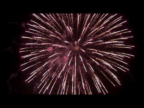 4th of July 2016 Fireworks Show - Austin Texas