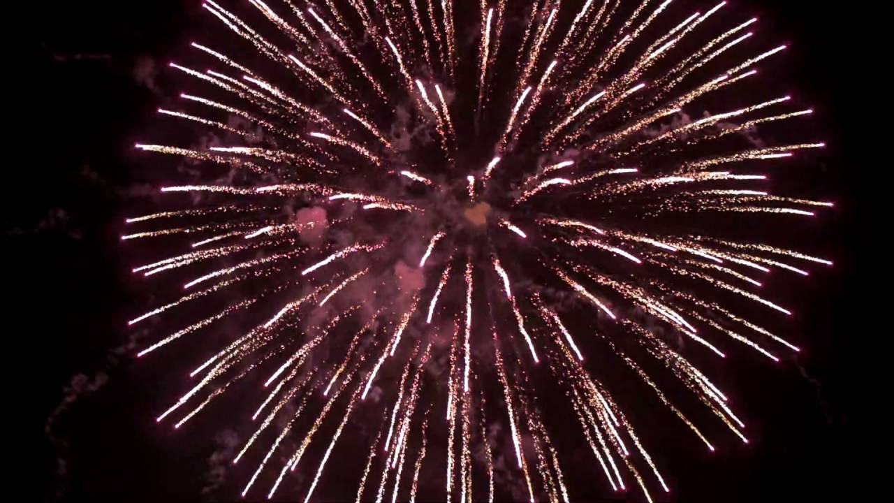 4th of July 2016 Fireworks Show - Austin Texas - YouTube