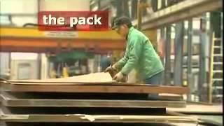 Сварка взрывом технология Видео(На видео показана технология производства двухслойного, биметаллического листа способом,который называет..., 2012-09-28T09:20:51.000Z)
