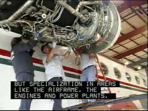 Airframe-and-Power-Plant Mechanics CareerSearch.com