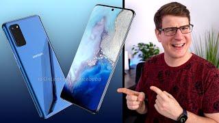Samsung Galaxy S20: Alle Leaks, Infos & Gerüchte! - felixba
