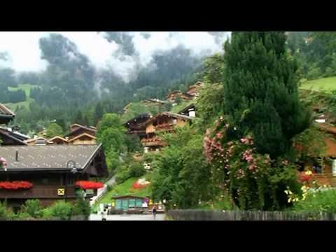 #Tyrol #Alpbach le plus beau #village fleuri d'Autriche