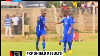 Details of the ongoing FKF Shield Cup
