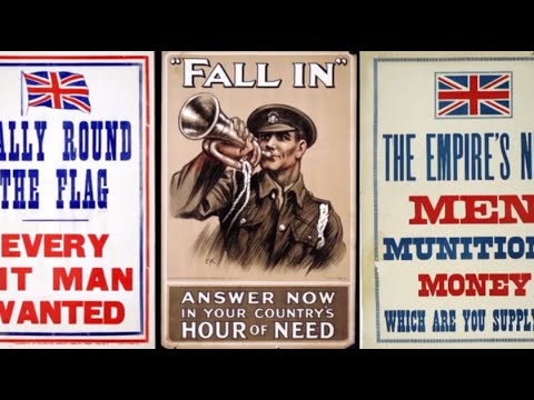 Under Pressure: Recruitment During the Great War in Canada