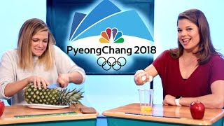 I Tested Olympians VS Everyday Tasks