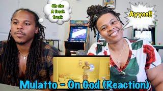 Mulatto - On God (Dir. by @_ColeBennett_) : Reaction !!