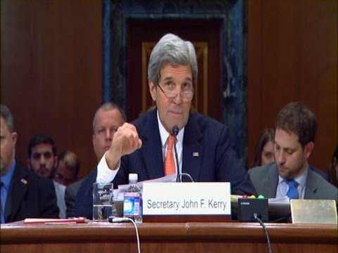 Kerry Agrees Russians Are Lying About Ukraine