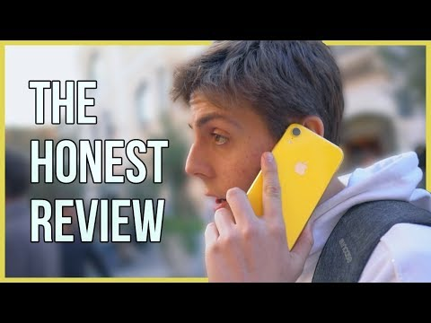 The Honest iPhone XR Review