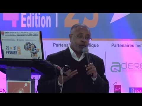 SOLAIRE EXPO MAROC 2015 – Mohammed GAROUM