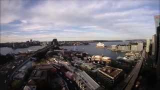 Shangri-La Sydney - Time Lapse