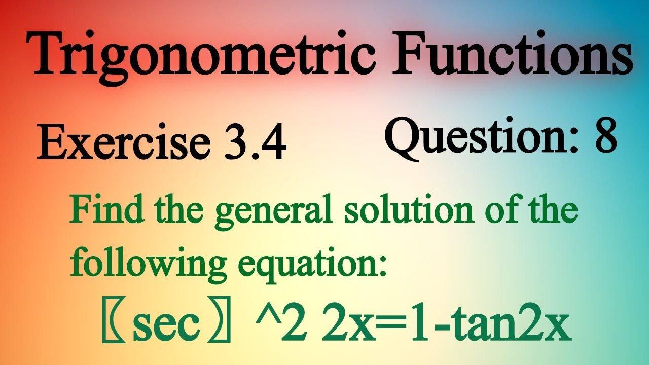 Solve algebraically: `2sinxcosx=cosx` Solve algebraically