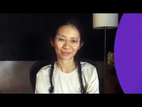 Chloé Zhao tiene un mensaje para ti. 