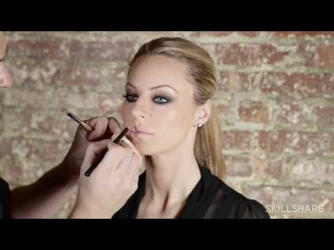 How to Create Nude Lips by Mario Dedivanovic
