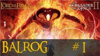 Middle Earth Project Balrog 1 Ruler Creator