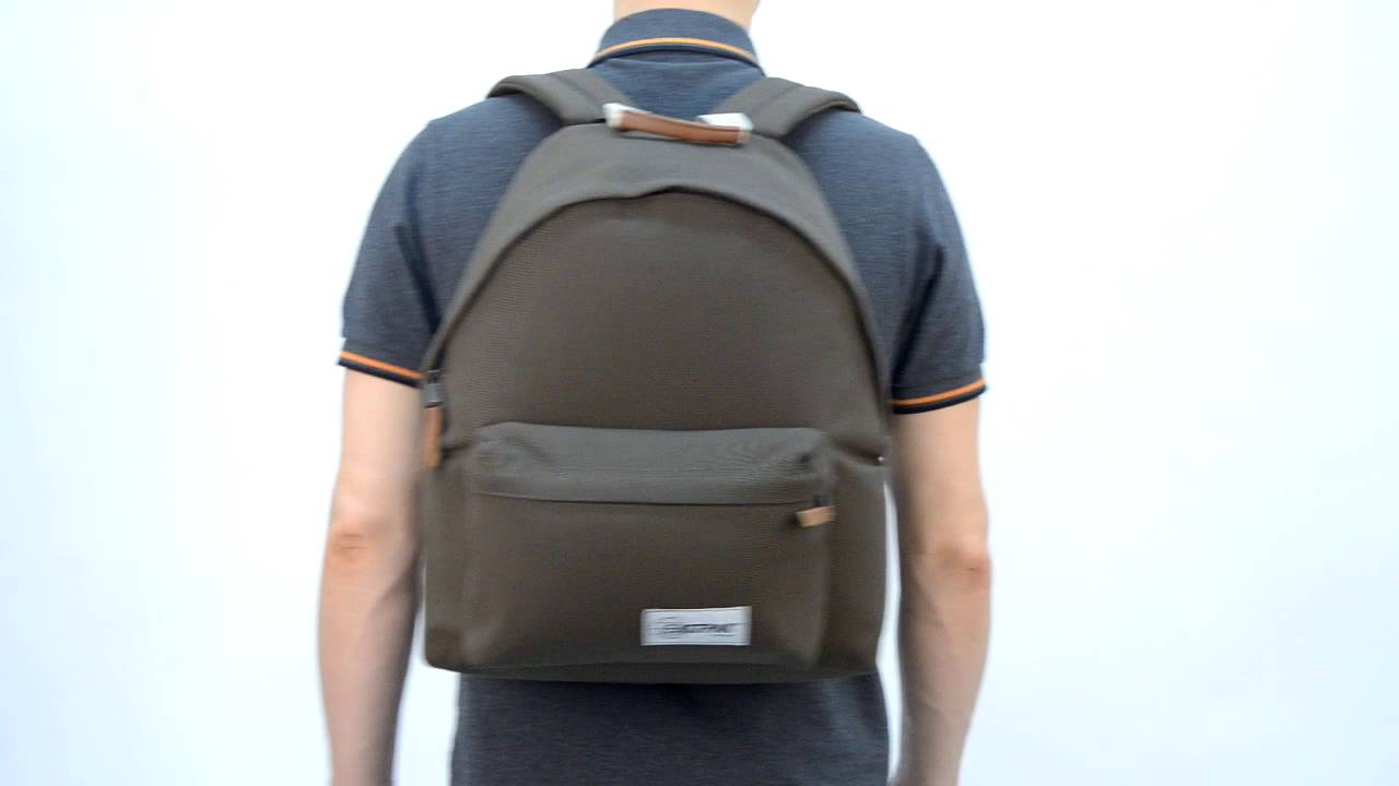 Рюкзак на одной лямке Thule Crossover Sling - YouTube